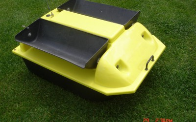 Bait Boat yellow