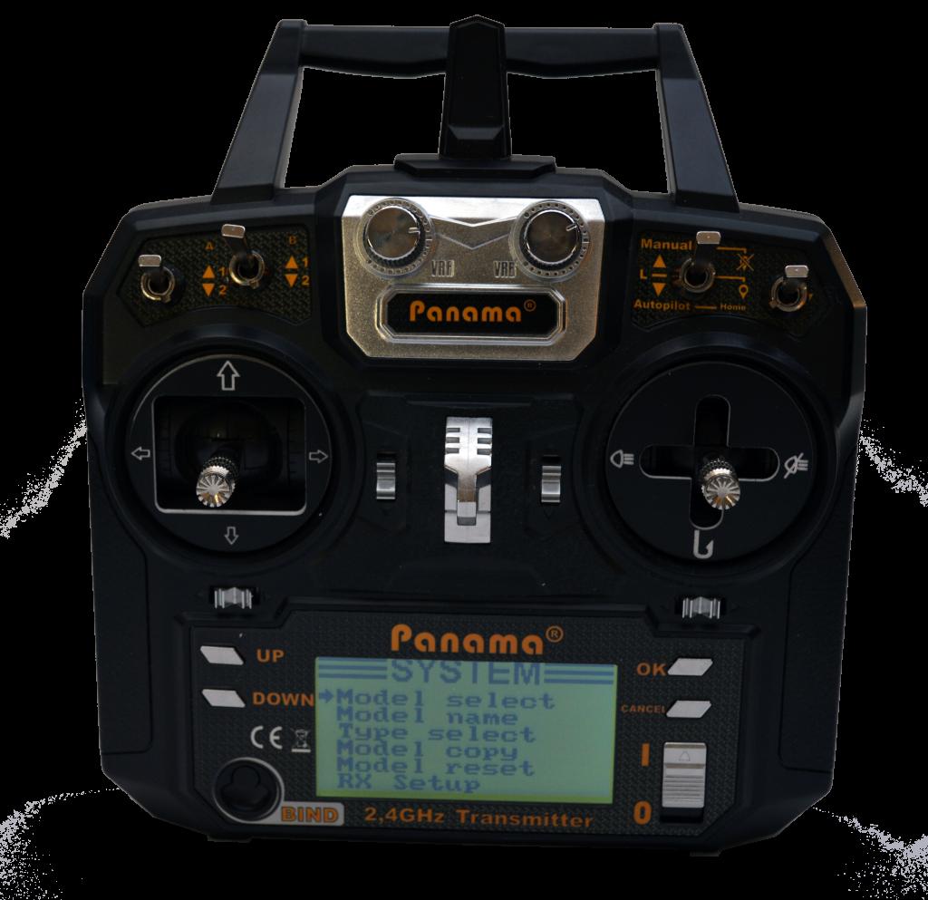 Transmitter for Panama Autopilot