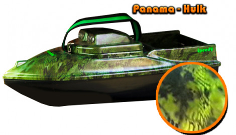 Panama hulk