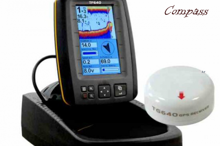 Bestbaitboat Fishfinder