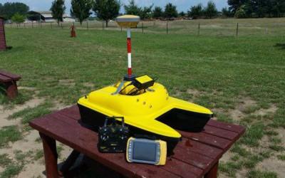 Bait Boat Water Drone