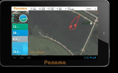 Panama Autopilot System