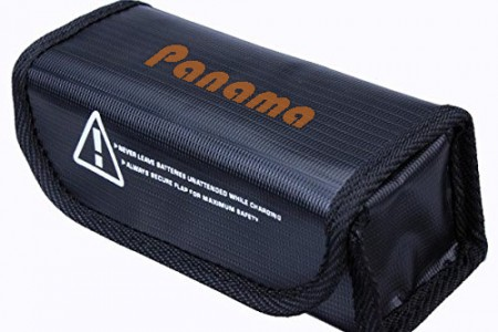 Panama Lipo Battery Case
